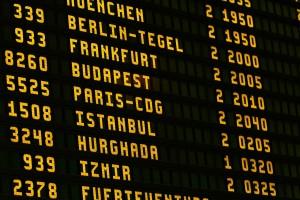 odszkodowanie za opóźniony lot tablica